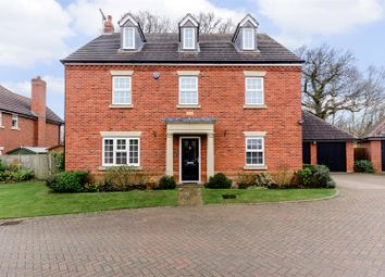 Thumbnail 5 bed detached house for sale in Grange Road, Solihull, West Midlands