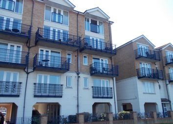 Thumbnail 2 bed flat for sale in Fennel Close, Rochester