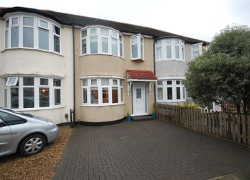 Thumbnail 3 bedroom terraced house for sale in Pretoria Road, Romford