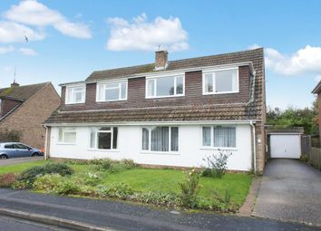 Thumbnail 3 bed semi-detached house for sale in Boon Way, Oakley, Hampshire