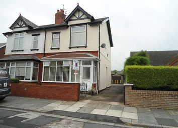 Thumbnail 2 bed flat to rent in Hawthorne Road, Thornton-Cleveleys