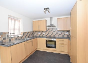 Thumbnail 2 bed flat to rent in Faulds Court, James Street, Wolstanton
