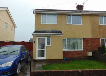 Thumbnail 3 bed semi-detached house for sale in Ridgewood Park, Llanelli