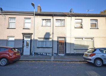 Thumbnail 2 bed terraced house for sale in Terraced House, Canon Street, Newport