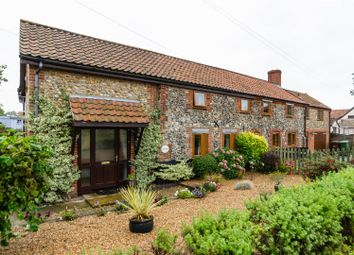 Thumbnail 3 bed cottage for sale in Norwich Road, Besthorpe, Attleborough