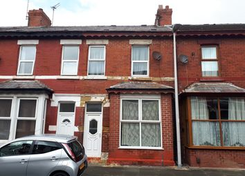 Thumbnail 3 bed terraced house for sale in Gladstone Street, Blackpool