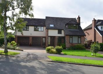 Thumbnail 5 bed detached house for sale in Wilton Crescent, Alderley Edge, Cheshire
