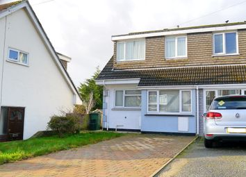 Thumbnail 3 bed semi-detached house to rent in 75, Bryncastell, Aberystwyth
