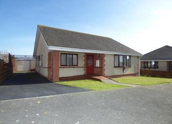 Thumbnail 3 bed bungalow for sale in Pen Gerddi, Holyhead, Sir Ynys Mon