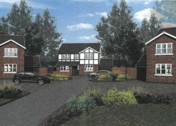 Thumbnail 5 bed detached house for sale in Brookhurst Road, Bromborough, Wirral
