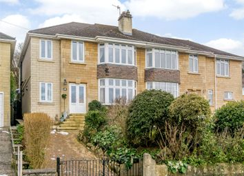 Thumbnail 4 bedroom property for sale in Westfield Close, Bath, Somerset