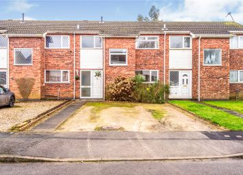 Thumbnail 3 bed town house for sale in Grantham Avenue, Broughton Astley, Leicestershire