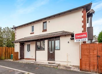 Thumbnail 1 bed terraced house for sale in Lower Cannon Road, Heathfield, Newton Abbot
