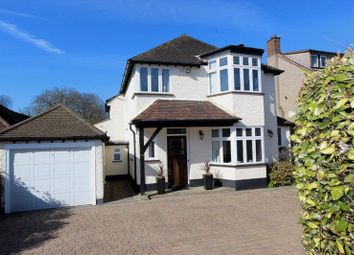 Thumbnail 5 bed detached house for sale in Woodstock Road, Carshalton