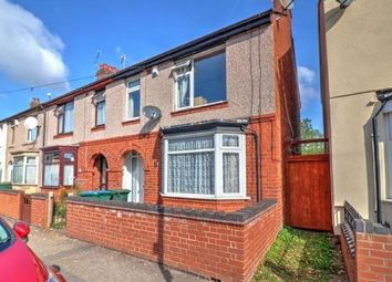 Thumbnail 3 bed end terrace house for sale in Lindley Road, Coventry