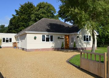 Thumbnail 3 bed bungalow for sale in Wood Lane, Hinstock