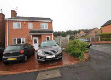 Thumbnail 4 bed detached house to rent in Haddon Road, Ravenshead, Nottingham