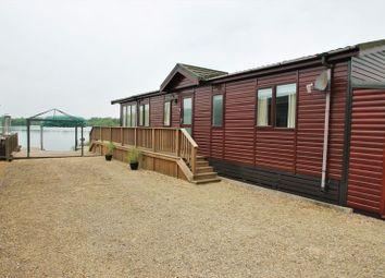 Thumbnail 3 bed lodge for sale in Whelford Road, Fairford, Gloucestershire.