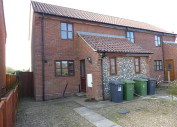 Thumbnail 2 bed property to rent in Hall Close, Bodham, Holt