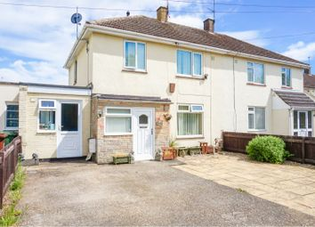 Thumbnail 4 bed semi-detached house for sale in Dryden Way, Corby