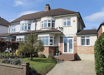 Wrotham Road, Meopham, Gravesend DA13. 3 bed semi-detached house for sale