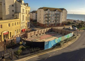 Thumbnail Land to let in Site At Harold Place, Hastings