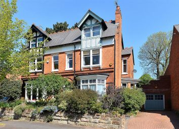 Thumbnail 4 bed semi-detached house for sale in Blenheim Road, Moseley, Birmingham