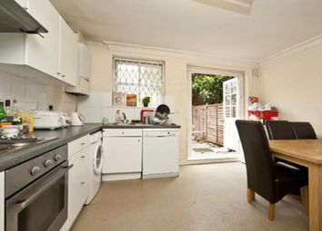 Thumbnail 4 bed flat to rent in Lillie Road, London