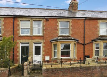 Thumbnail 3 bed terraced house for sale in Fore Street, Tatworth, Chard