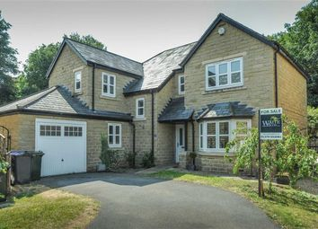 Thumbnail 4 bed detached house for sale in Bracken Grange Court, Nab Wood, West Yorkshire
