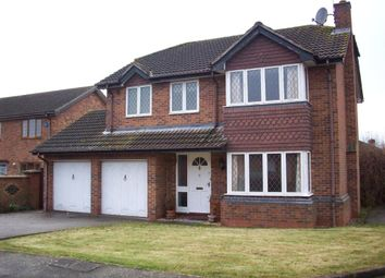 Thumbnail 4 bed terraced house to rent in Westfield Close, Rearsby