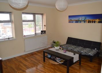Thumbnail 1 bed flat to rent in Upminster Road South, Rainham, Essex