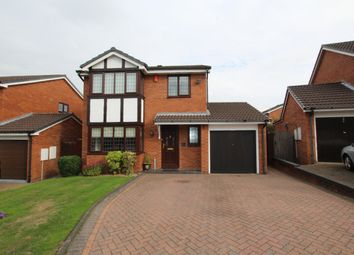 Thumbnail 4 bed detached house to rent in Foxlands Drive, Sutton Coldfield
