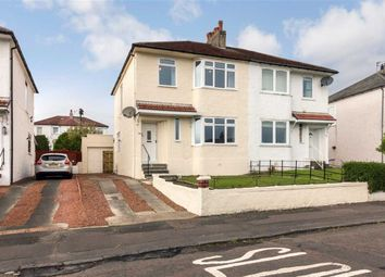 Thumbnail 3 bed semi-detached house for sale in Sherwood Drive, Thornliebank, Glasgow