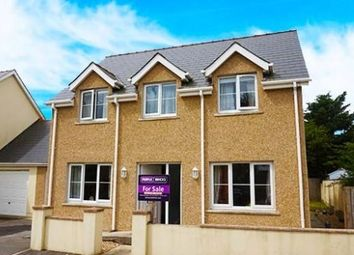 Thumbnail 3 bed link-detached house for sale in The Meads Drive, Haverfordwest