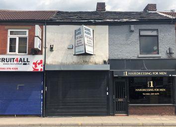 Thumbnail Retail premises for sale in 56 Oldham Road, Ashton-Under-Lyne