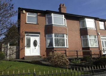 Thumbnail 3 bed property to rent in Rochdale Road, Bury