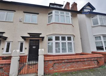 Thumbnail 4 bed semi-detached house for sale in Glebe Road, Wallasey