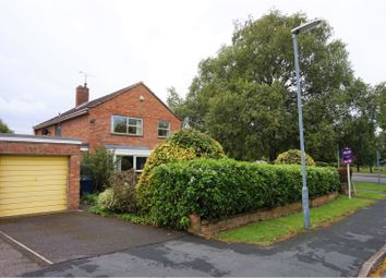 Thumbnail 4 bed detached house for sale in Nightingale Avenue, Cambridge