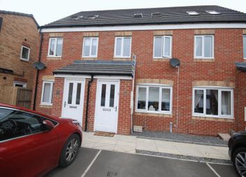 Thumbnail 3 bed terraced house for sale in Kirkharle Crescent, Ashington