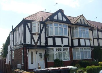 Thumbnail 2 bed flat to rent in Kenmere Gardens, Wembley, Middlesex