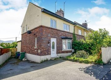 Thumbnail 3 bed end terrace house for sale in Kingsley Avenue, Bangor, Gwynedd