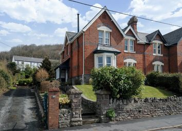 Thumbnail 5 bed semi-detached house for sale in Camden Road, Brecon, Powys