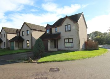 Thumbnail 4 bed detached house for sale in Innewan Gardens, Bankfoot, Perth