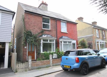 Thumbnail 3 bedroom semi-detached house for sale in Forge Lane, Whitstable