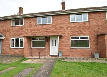3 bed terraced house for sale in Bisley Close, Worcester, Worcestershire WR4