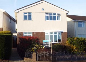 Thumbnail 4 bedroom detached house for sale in Pastoral Way, Swansea