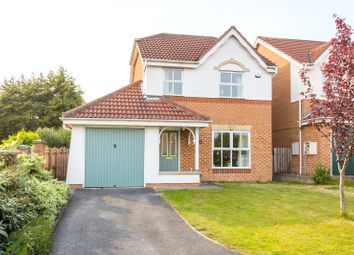 Thumbnail 3 bed detached house for sale in Stonelea Court, Meanwood, Leeds, West Yorkshire