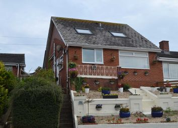 Thumbnail 3 bed semi-detached house for sale in The Marles, Exmouth