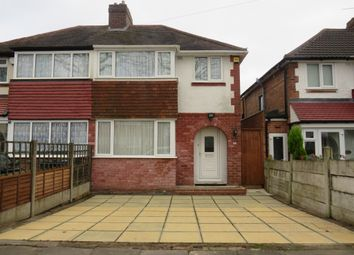 3 bed semi-detached house for sale in Atlantic Road, Great Barr, Birmingham B44